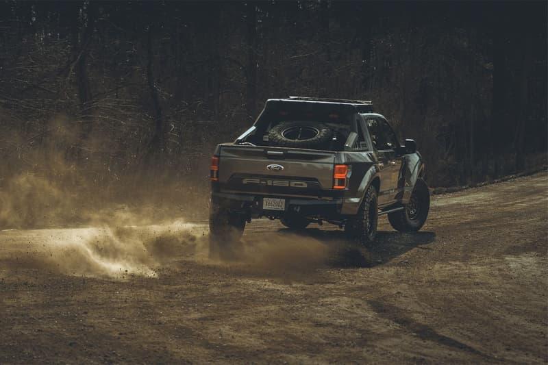 全地形征服 − Mil-Spec 打造 Ford F-150 全新改裝車型