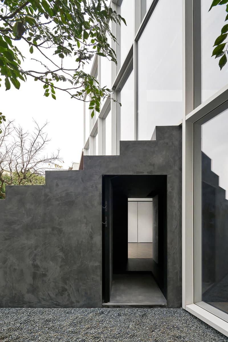 走進 nendo 巨型階梯極簡住宅:Stairway House