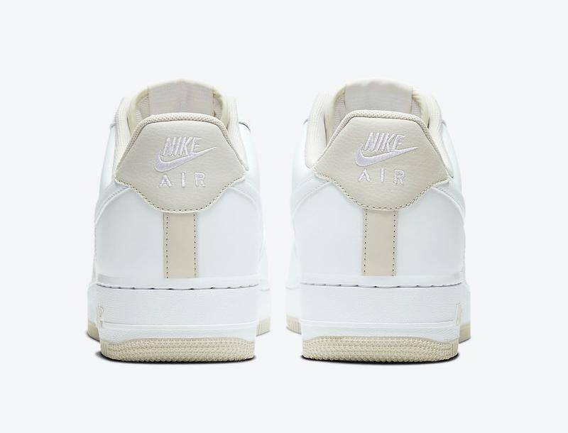 Nike Air Force 1 '07 全新配色「Light Bone」正式推出