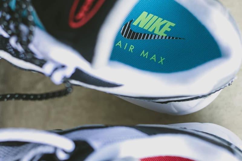 OG 集合 − Nike Air Max 95 最新配色「Greedy」發佈