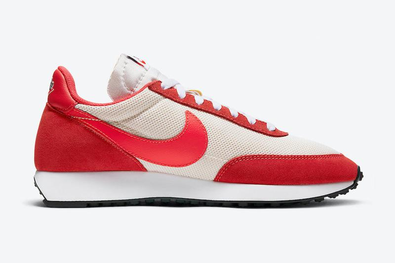 Nike Air Tailwind 79 全新配色「Habanero Red」正式推出