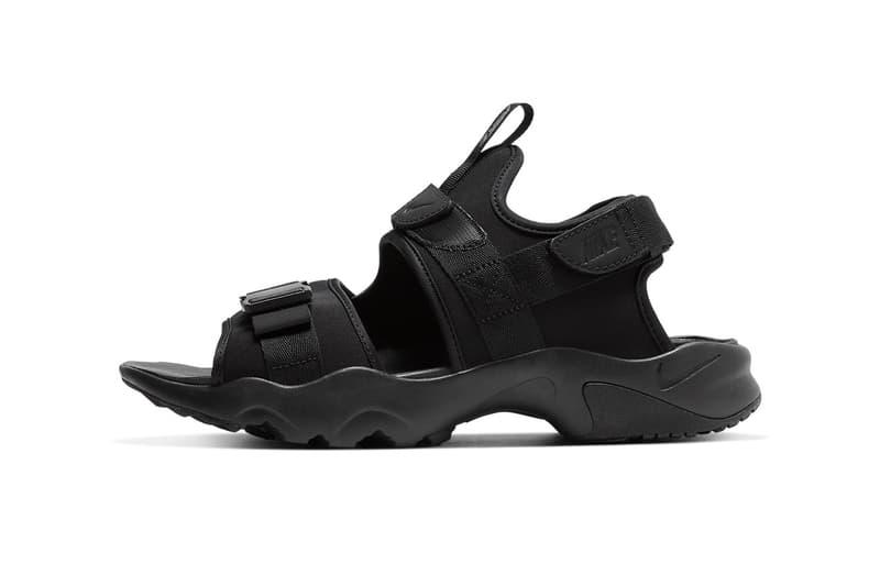 Nike Canyon Sandal 涼鞋鞋款最新配色「Oracle Aqua」正式發佈