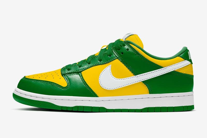 Nike Dunk Low SP 或將於今年春季再度迎來三款全新配色
