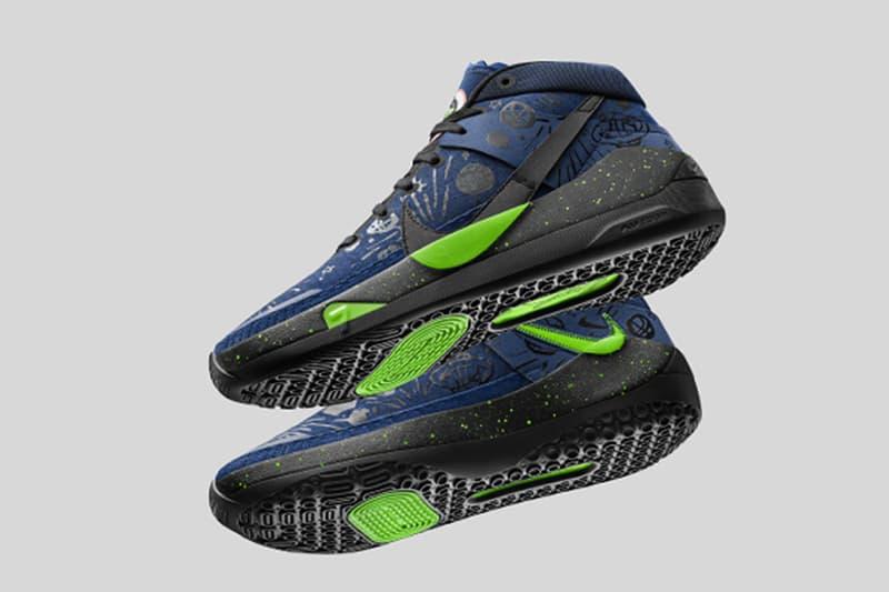 Kevin Durant 最新世代戰鞋 Nike KD 13 正式發佈