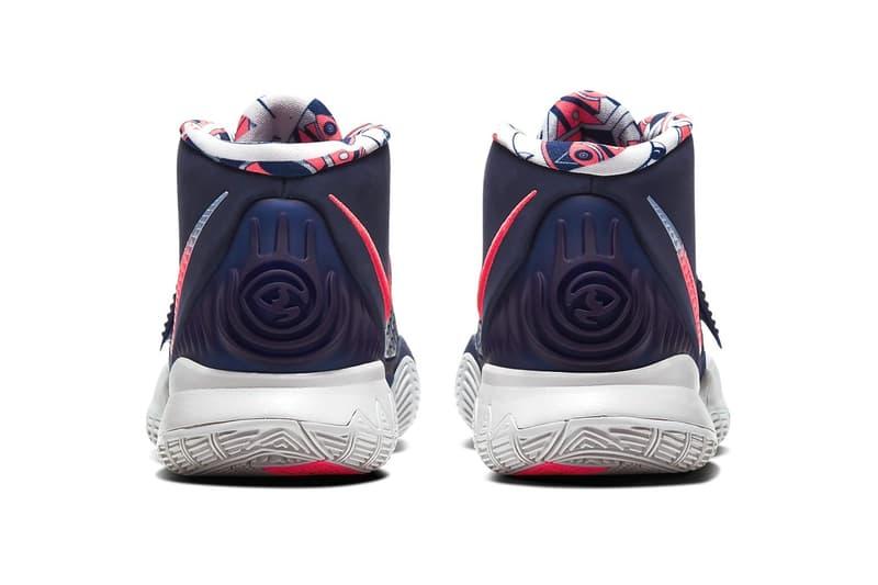Nike Kyrie 6 推出最新撲克牌主題設計