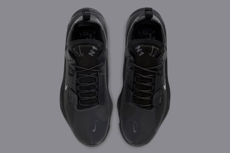 Nike React GORE-TEX 全新配色「Triple Black」即將推出