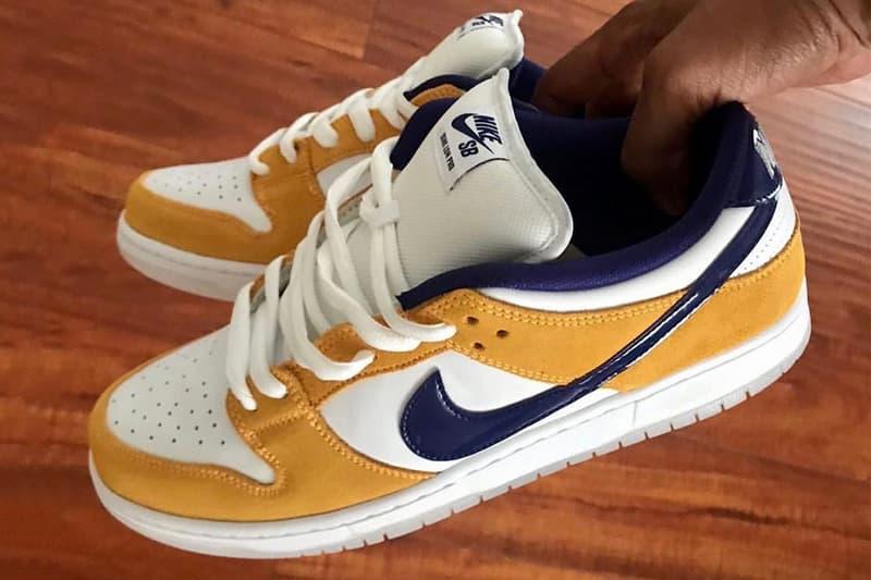 Nike SB Dunk Low「Laser Orange」配色新作下月推出