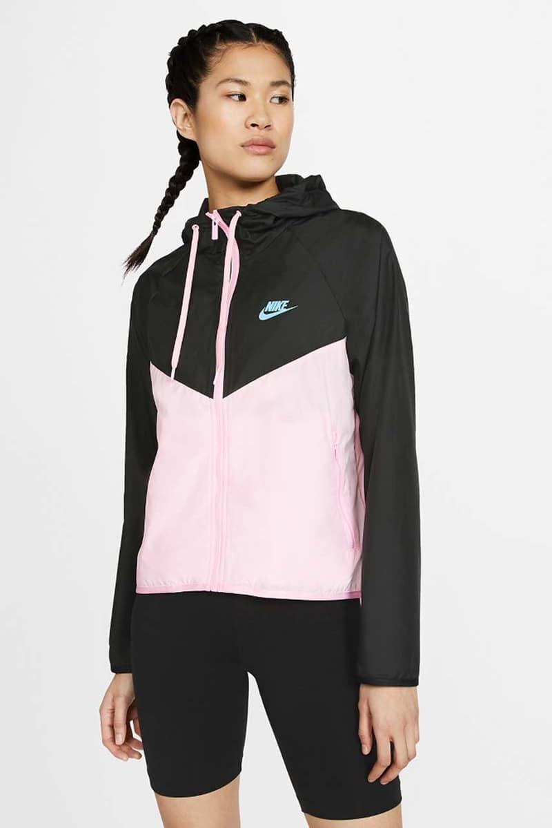 Nike 2020 夏季度推出全新 Heritage Windrunner 外套系列