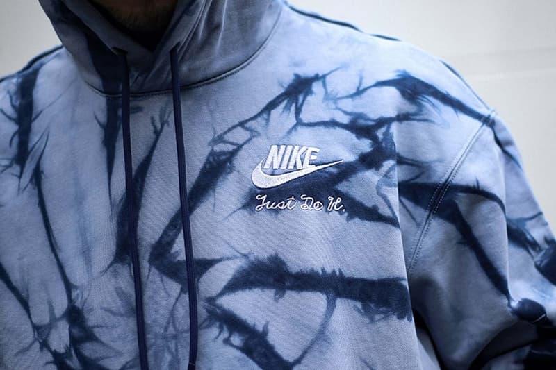 Nike 全新紮染別注運動服系列正式發佈