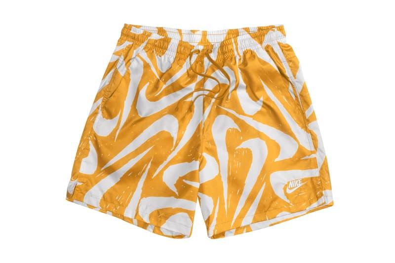 Nike 推出全 Swoosh Logo 游泳褲