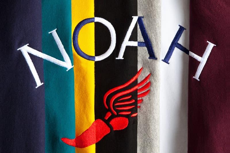 多達 7 色!Noah 再次推出經典 Logo 帽衫設計