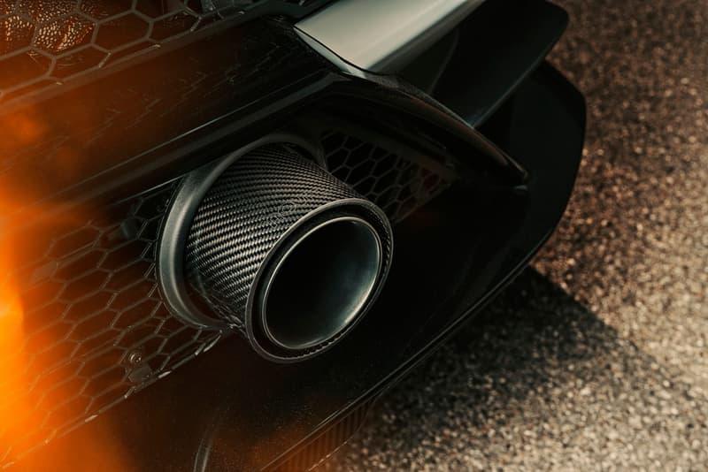NOVITEC 打造極致運動化 Lamborghini Huracán EVO 改裝車型