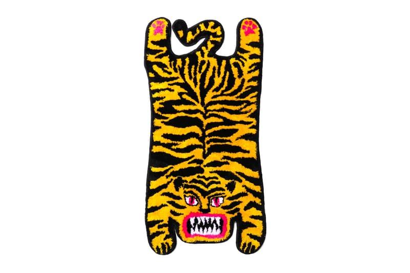 RAW EMOTIONS 熱話單品「虎毯」Tibetan Tiger Mascot Rug 全尺寸補貨