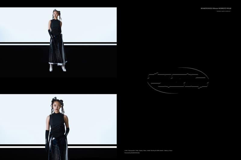ROARINGWILD 打造全新 2020 春夏系列女裝特輯