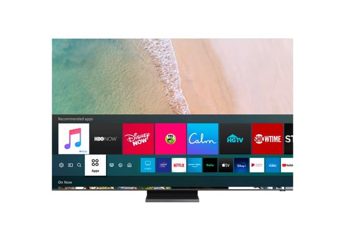 跳出框框-Apple Music 首度登陸 Samsung 智能電視平台