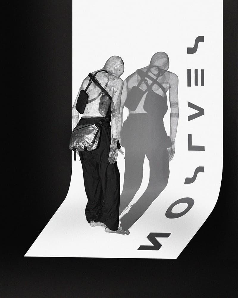 台灣新銳包袋品牌 SEALSON最新系列 Lookbook 正式發佈