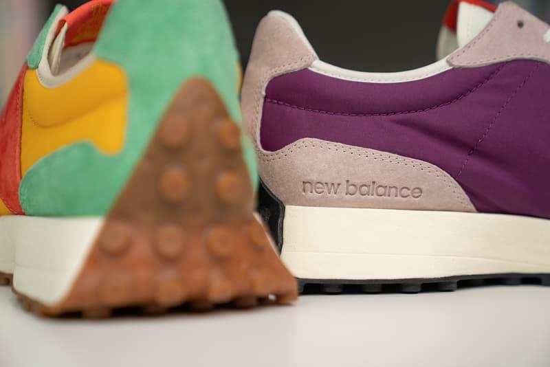 英國球鞋名所 size? 發佈四月份獨家聯乘鞋款系列