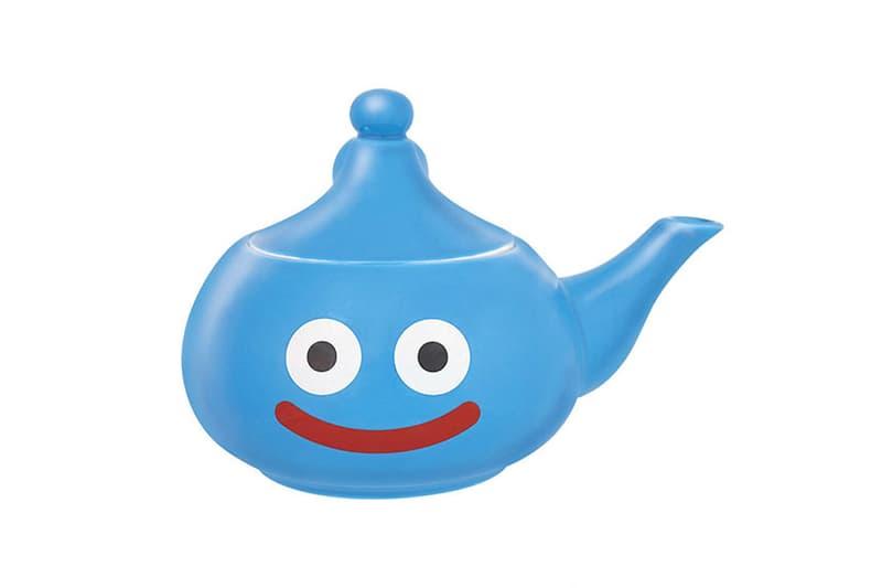 SQUARE ENIX 人氣家居用品「史萊姆」造型茶壺即將正式啟售
