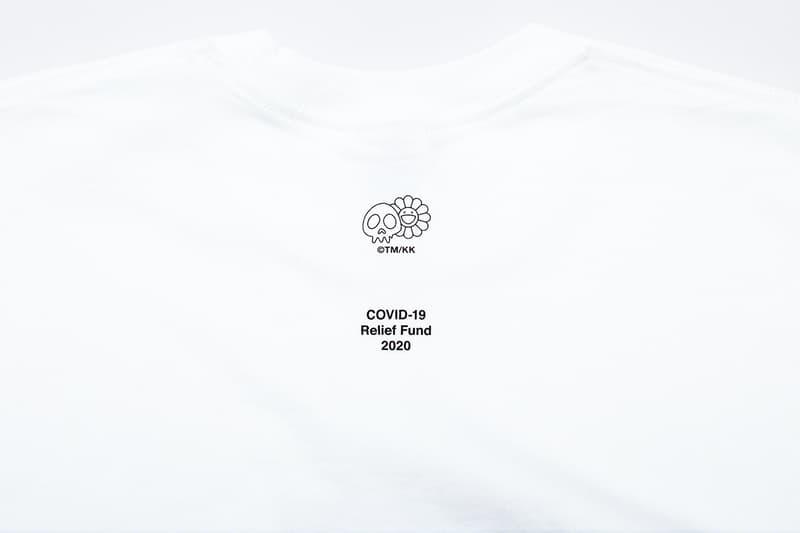 疫境救濟!Supreme 攜手村上隆推出慈善 Box Logo T-Shirt
