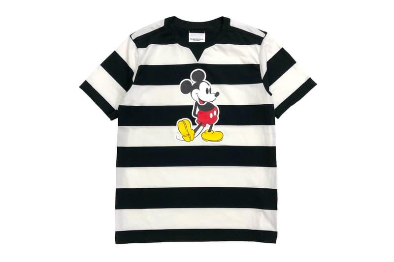 TAKAHIROMIYASHITATheSoloist. 推出條紋 Mickey Mouse 聯名系列服飾