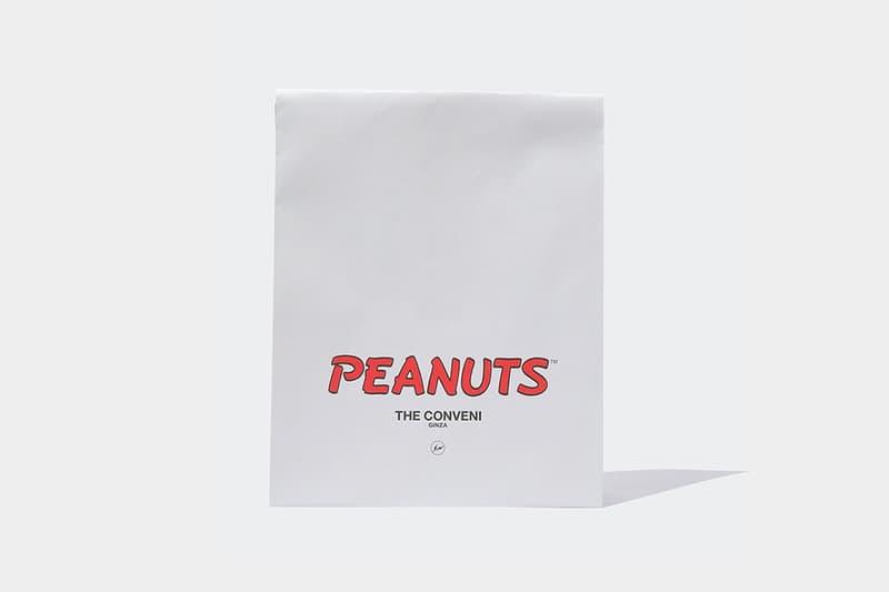 THE CONVENI 與 fragment design 共同推出 PEANUTS 最新聯名系列