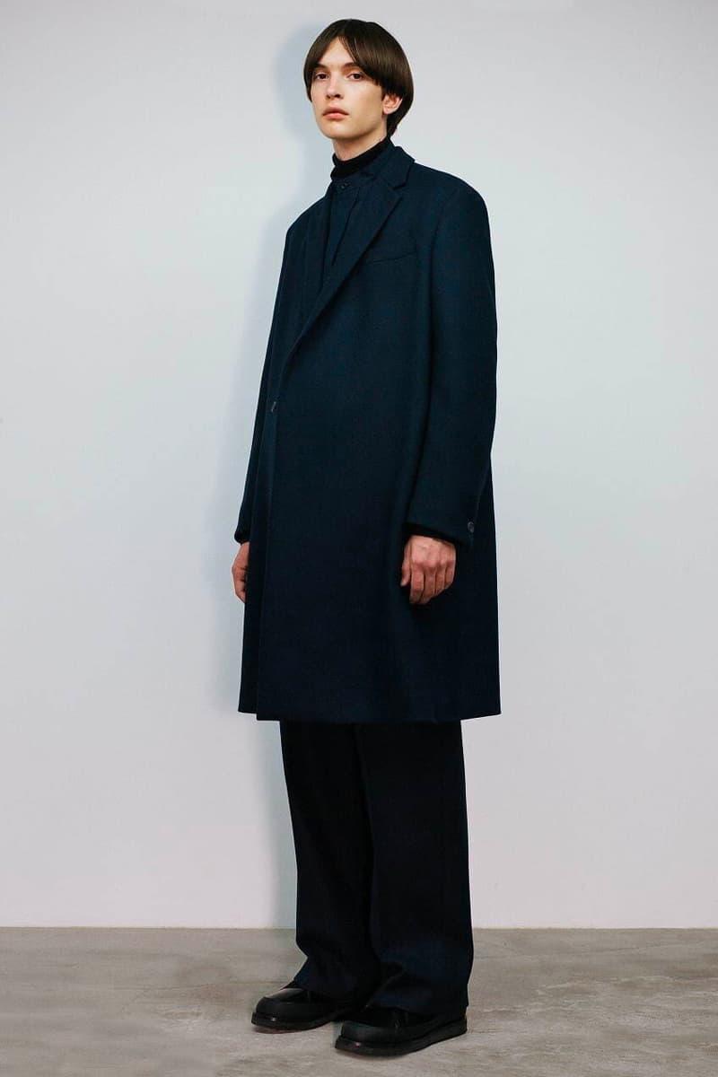 THE RERACS 2020 秋冬系列 Lookbook 正式發佈