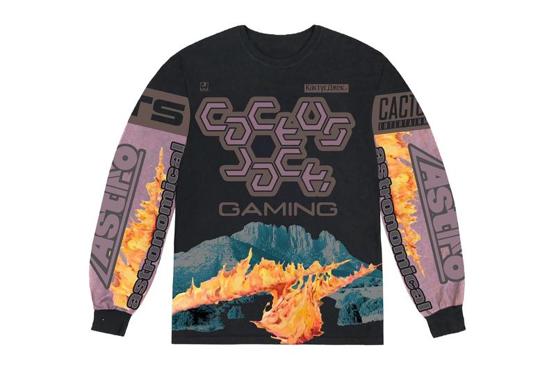 Travis Scott x Fortnite 虛擬演唱會《Astronomical Tour》周邊商品正式發佈