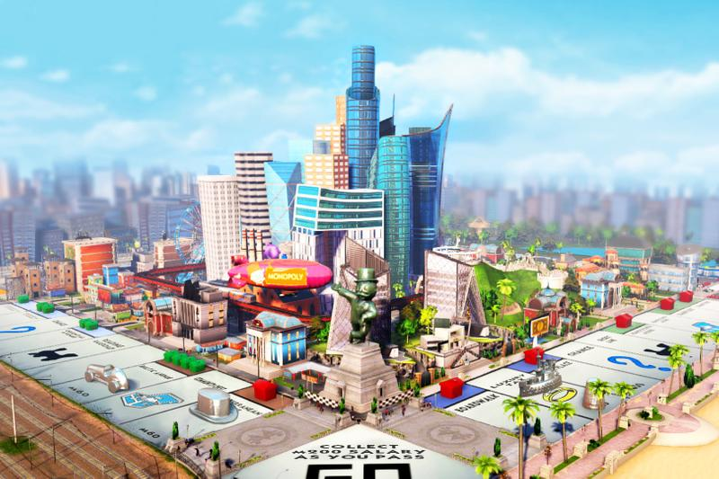 一享家庭樂-Ubisoft 與 Hasbro 宣佈《大富翁》PC 版開放限時免費遊玩