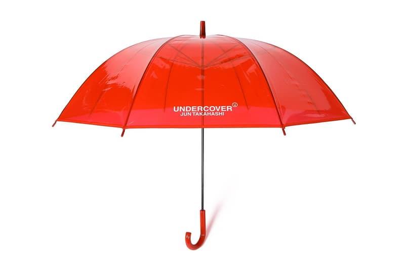 雨天裝備 − UNDERCOVER 2020 春夏系列最新雨傘配件發佈