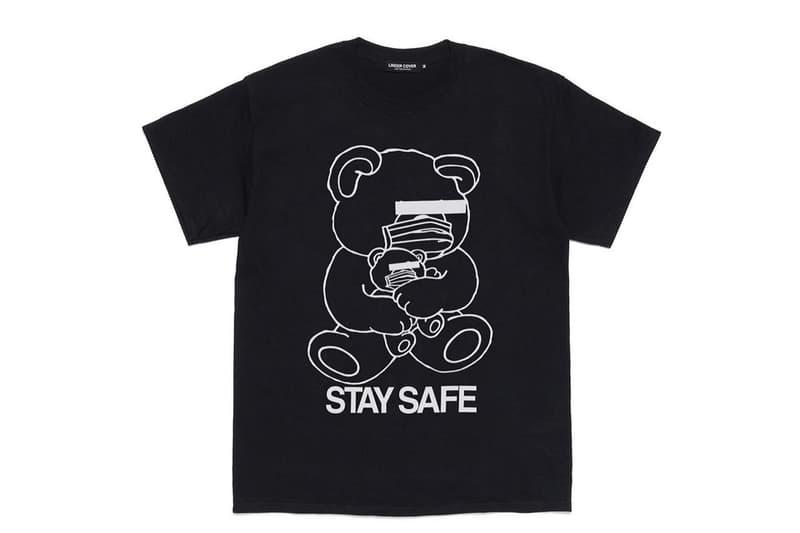 線上商城限定、為期三天!UNDERCOVER 推出全新疫情主題 T-Shirt 系列