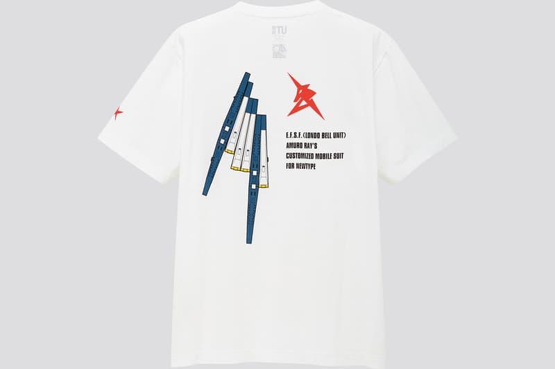 UNIQLO UT「新世紀福音戰士」與「鋼彈模型 40 週年系列」台灣發售情報公開