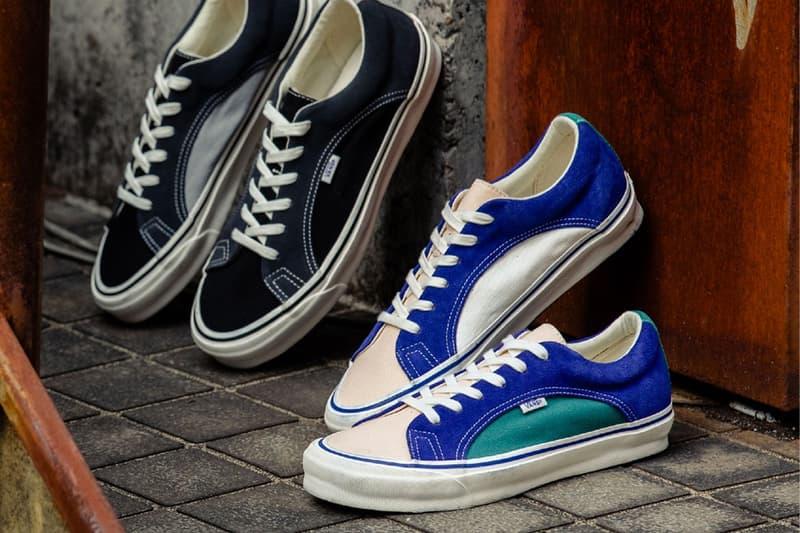 Vans OG Lampin LX 鞋履全新兩款配色正式推出