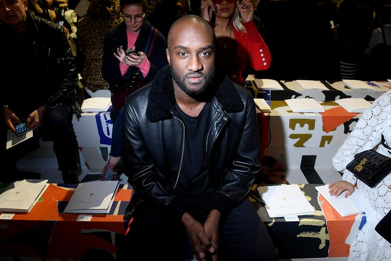 Virgil Abloh 公開談論希望與 Nike 推出的全新合作鞋款