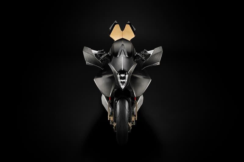 Vyrus 打造搭載 Ducati 動力之碳纖維電單車 Alyen 988