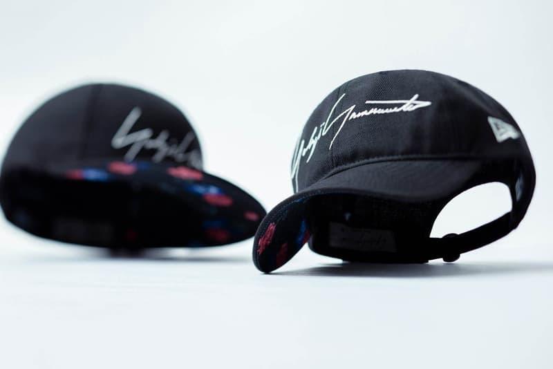 Yohji Yamamoto x New Era 全新聯乘「MASTERPIECE CAP」系列發佈