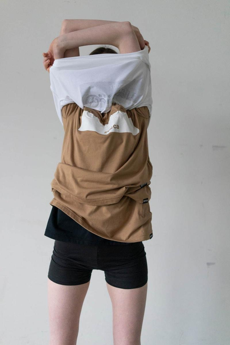 時尚巨大化!Zucca 首度聯乘 Outdoor 推出服飾系列