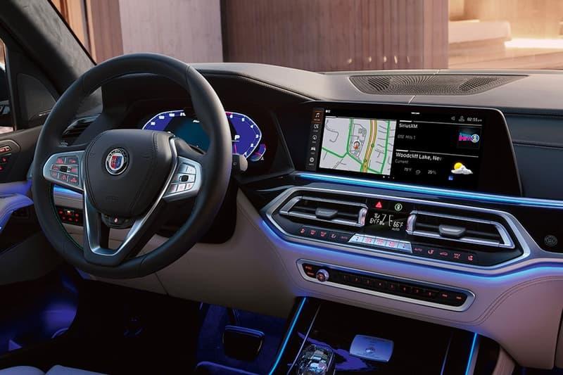 霸氣重塑 − Alpina 全新 2021 年式樣 BMW X7 強化車型登場
