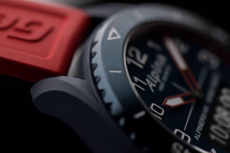 Alpina Watches 推出 AlpinerX Alive Smartwatch 定制平台
