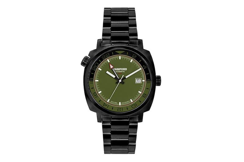 著名改錶單位 Bamford Watch Department 自家 GMT 錶款推出全新軍事配色