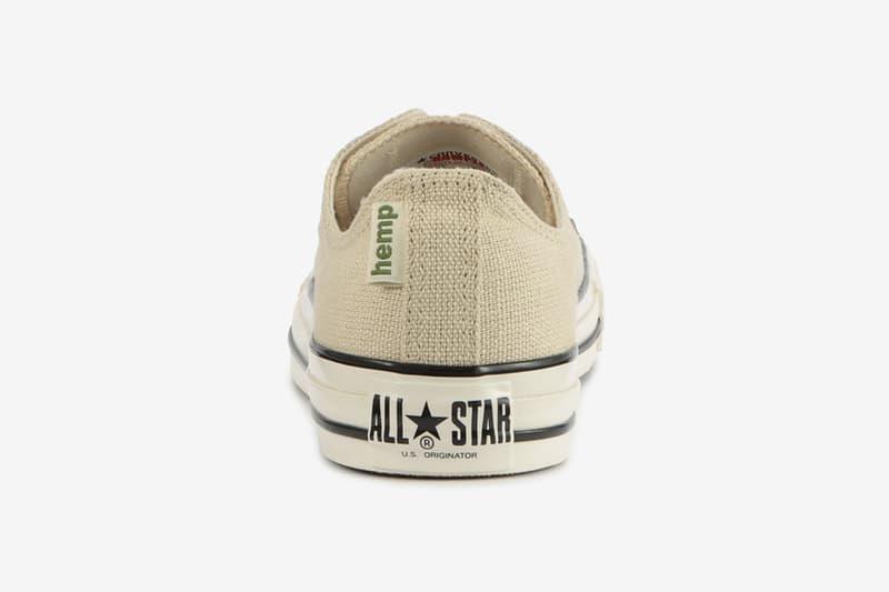 Converse 復刻推出 90 年代麻布質料 All Star 鞋款