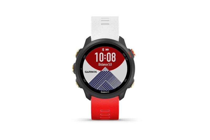 專屬富士山錶面-GARMIN 推出全新日本版 Forerunner 245 Music 錶款