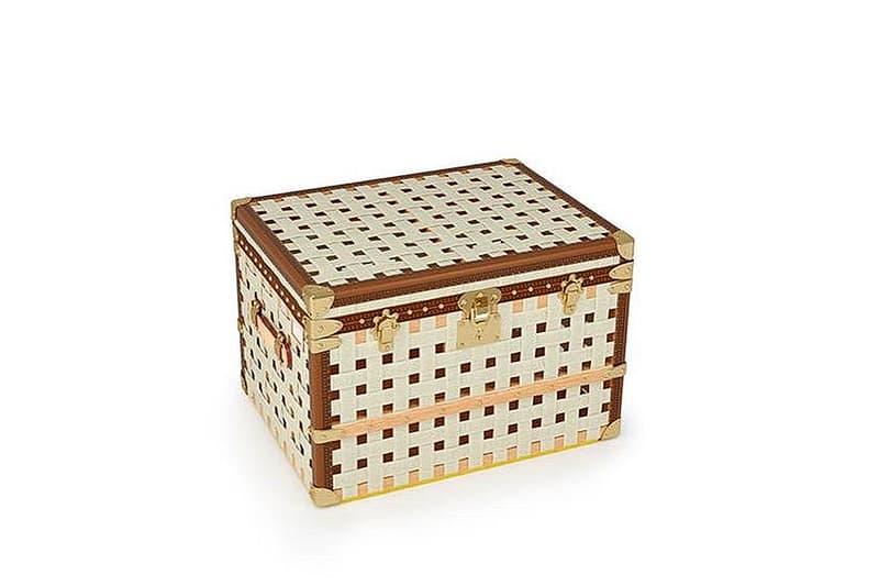 NIGO 曝光「LV²」全新行李箱單品