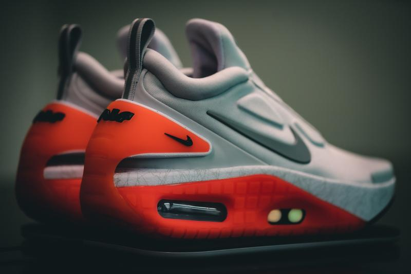 時尚躍進-HYPEBEAST 近賞 Nike Adapt Auto Max 自動綁帶鞋款