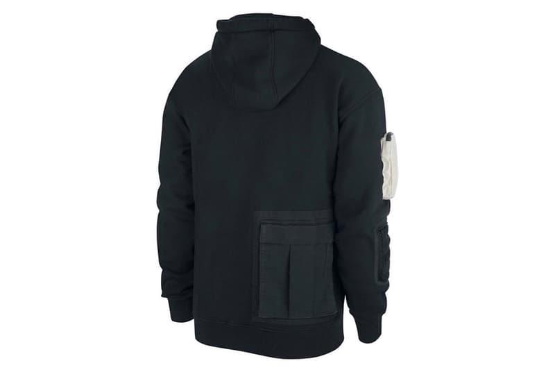 Travis Scott x Nike 軍事風聯名服飾系列釋出