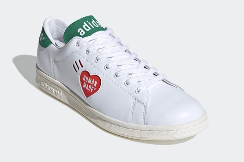 adidas Originals x Human Made 聯名 Stan Smith 曝光