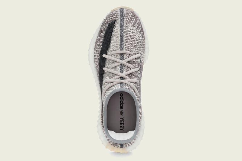 adidas Originals YEEZY BOOST 350 V2 最新配色「ZYON」官方圖輯曝光