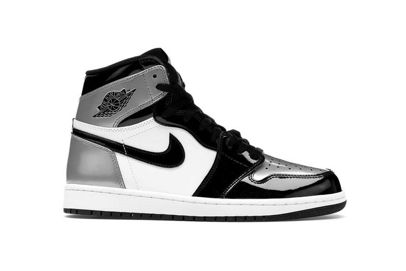 Air Jordan 1 Retro High OG 最新配色「Silver Toe」曝光