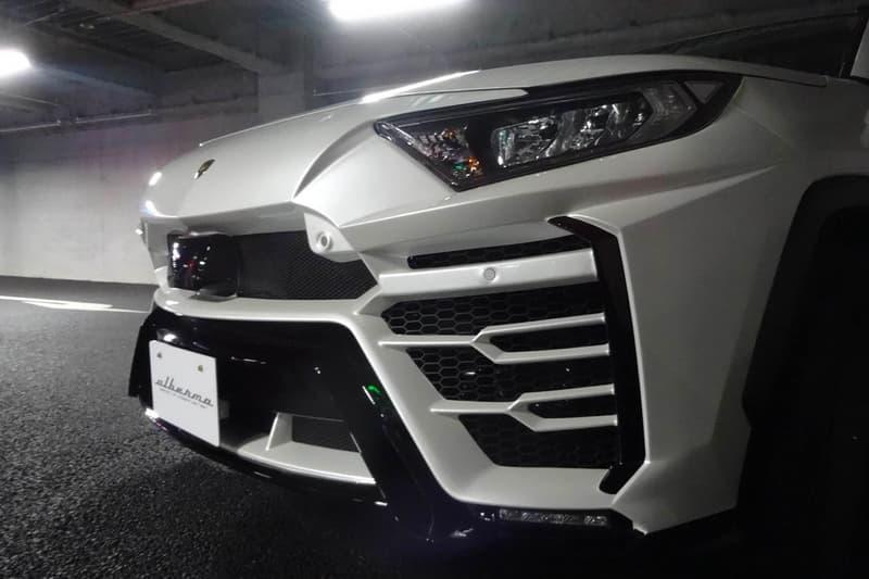 視覺進化 − 日本車廠豪改 Lamborghini Urus 樣式 Toyota RAV4 專用套件