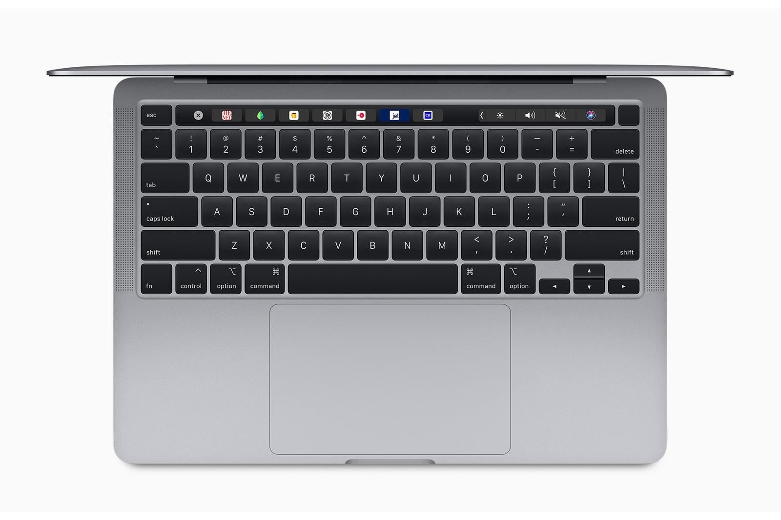觸感躍進!Apple 為 MacBook Pro 13