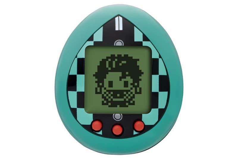 Bandai Tamagotchi x《鬼滅之刃》推出「きめつたまごっち」電子寵物機